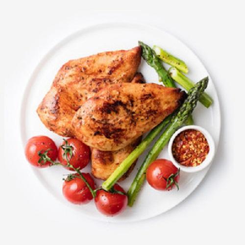 [무료배송] [파워닭] 치킨브레스트 매콤토마토맛 1kg