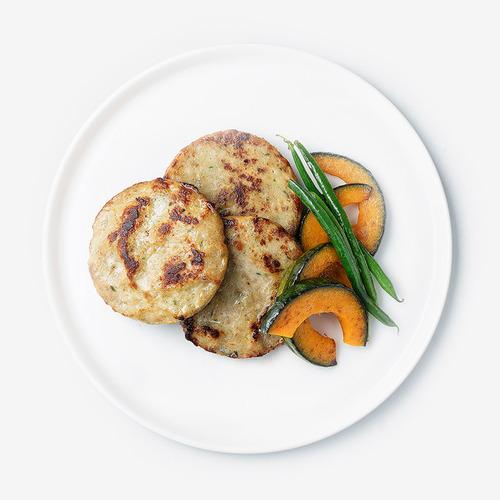 [무료배송] [파워닭] 치킨 스테이크 불고기맛 100팩