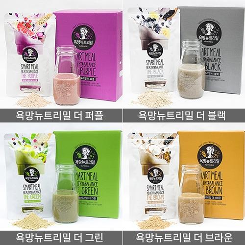 [무료배송+할인] [욕망] 박지윤의 욕망뉴트리밀 20팩